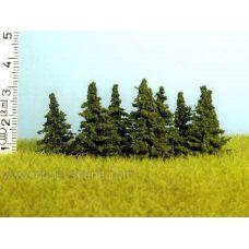 MSC SM030 - Smrek s vetvičkami po celej dĺžke, 25-35 mm