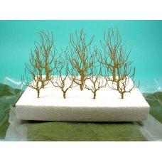 JTT TK 10 - Stavebnica listnatých stromčekov, výška 6-10 cm, 10 ks