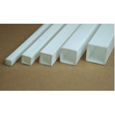 EV 252 - Hranol dutý, štvorcový, 3,2 x 3,2 mm, balenie 3 ks