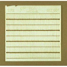 MSC SI7-001 - Drevený šindel, 2 ks v balení