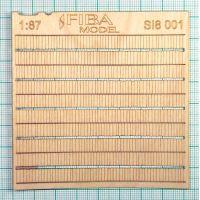 MSC SI8-001 - Drevený šindel, 2 ks v balení