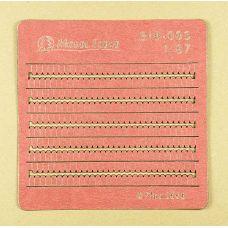 MSC SI8-003 - Škridla, 2 ks v balení