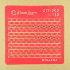 MSC SIT-003 - Škridla, 2 ks v balení