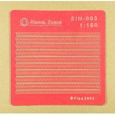 MSC SIN-003 - Škridla, 2 ks v balení