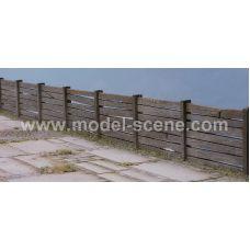 MSC 41800 - Betónový plot pravidelný, 24,6 cm