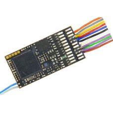 MX645F - Zvukový dekodér s NEM651 na vodičoch