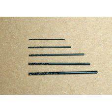 HSS 025-10 - Vrtáky priemer 2,5 mm, balenie 10 ks