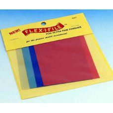 AA 802 - Brúsny papier leštiaci, 8 listov rôznych hrubostí