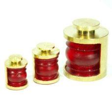 RBM 021 07 - Lampa smerová červená, pr. 7 mm