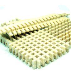 RBM 016 12B - Drevený rošt 1,2 x 1,2 mm, veľkosť B
