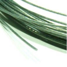 RBM 084 08 - Oceľové lanko, priemer 0,8 mm