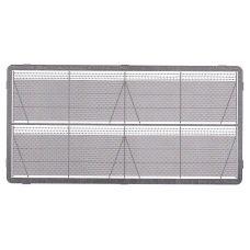 MSC 41140 - Pletivový plot s ostnatým drôtom TT