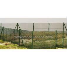 MSC 48131 - Brány a bránky k 2 m plotu H0