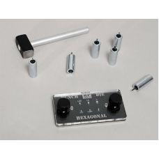 RP-HPD - Výroba imitácie hlavičiek šesťhraných skrutiek a matíc