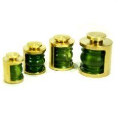 RBM 022 08 - Lampa smerová zelená, pr. 8 mm