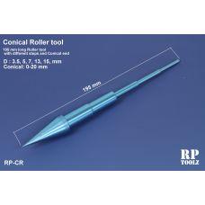 RP-RC - Ohýbačka oblých častí leptov kónická