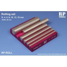 RP-Roll - Ohýbačka valcových častí leptov