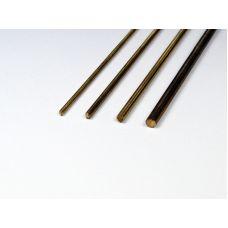 MS 814 - Závitová tyč, mosadz, M4