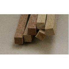 Mid 4718 - Hranol, mahagón, 3,2 x 3,2 mm