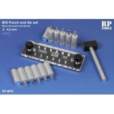 RP-BPD - Výroba imitácie koncov skrutiek, priemery 2 - 4,5 mm