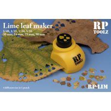 RP-LIM - Vysekávač imitácie listov - lipa