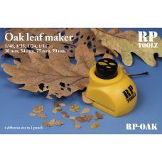 RP-OAK - Vysekávač imitácie listov - dub