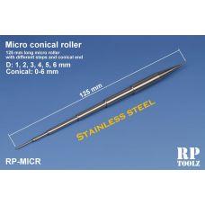 RP-MICR - Ohýbačka oblých častí leptov kónická