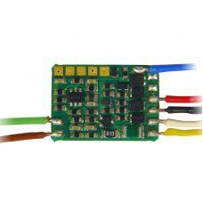 MX681 - Funkčný dekodér, výstupné kábliky