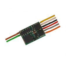 Z MX616F - Dekodér s NEM651  na  vodičoch