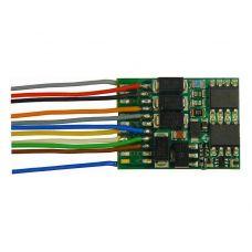 MX634R - Dekodér s NEM652 na vodičoch