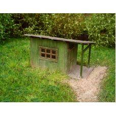 MSC 98517 - Záhradný domček H0 - stavebnica