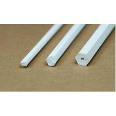 Rab 406-53/3 - Profil šesťuholníkový, vzdialenosť protiľahlých strán (otvor kľúča) 4,0 mm, jeden kus