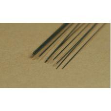 KS 498 - Oceľová struna, priemer 0,38 mm, 5 ks