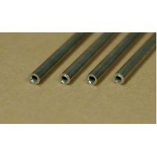KS 87111 - Trubka, nerez, vonkajší priemer 3,2 mm, vnútorný priemer 1,8 mm, hrúbka steny 0,7 mm