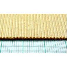 Mid 4491 - Doska profilovaná reliéfom vlnitého plechu, lipa, hrúbka 1,6 mm, rozteč vĺn 1,6 mm